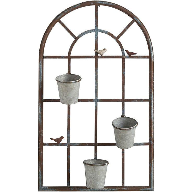 Birdies wall planter pier 1 imports patio wall