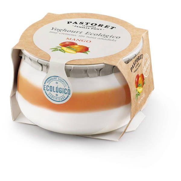 Pastoret Mango Yogurt