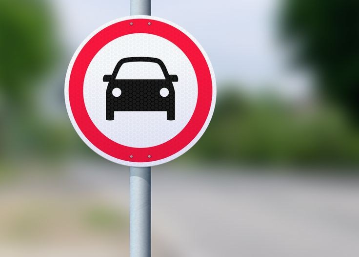 My take on contemporary EU road signs.