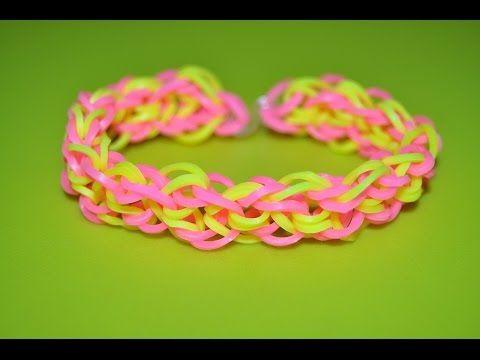 Браслет из резинок. Капли росы. Happy Rainbow Loom. Как плести. Урок №196 https://youtu.be/zOHyRiaQqM4 Это видеоурок о довольно красивом браслете Кали росы из резиночек. Я использовала  резинки розового и жёлтого цветов, чтобы браслетик стал похож на веночек из полевых цветов. И он получился выразительнее и очень-очень красивым. Думаю вы тоже выберете удачные цвета резинок.  Желаю успехов и хорошего настроения. Не забывайте ставить лайк и подписку на канал)))