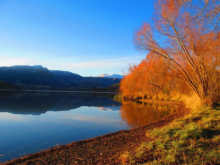Lake Hayes, 15 minutes from Queenstown