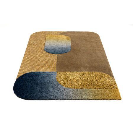 Seasons karpet Spring. Design: Claire Vos voor Leolux
