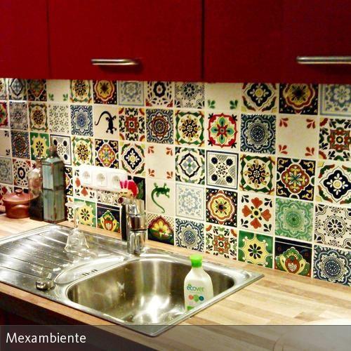 best 25+ fliesenspiegel küche ideas on pinterest | art-deco-küche ... - Glas Küchenrückwand Fliesenspiegel