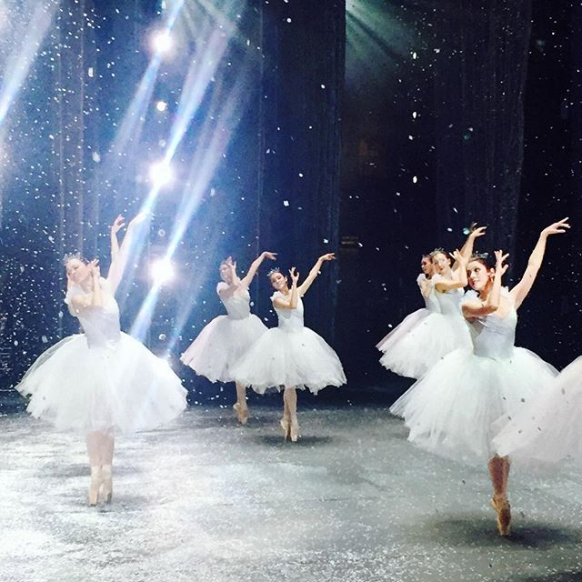 We've made it to Opening Night of #BBNutcracker! #bostonballet