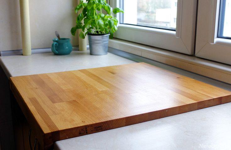 jak wyczyścić drewniane deski do krojenia
