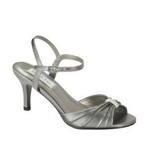 """http://www.sexyshoes.co.nz Style: Asher 265 Material: Synthetic Colour: Gunmetal Dyable: No Height: 2 1/2"""" Sole: PVC Sizes: 5-12 $159"""