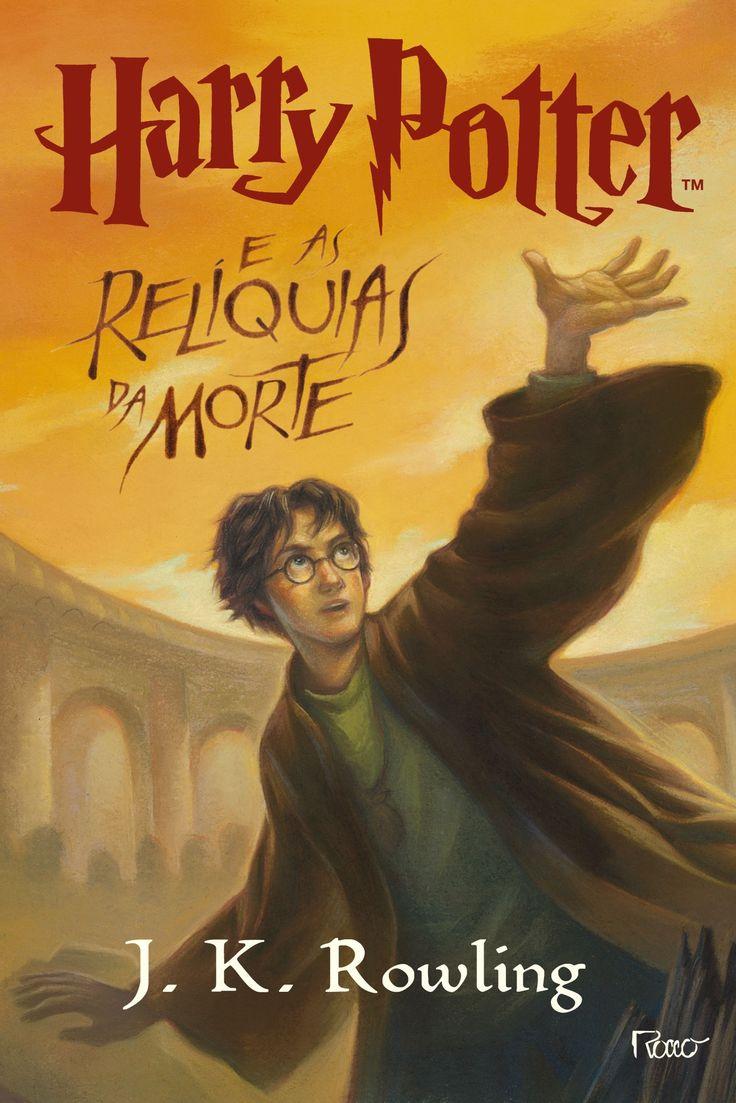 Harry Potter e as Relíquias da Morte.