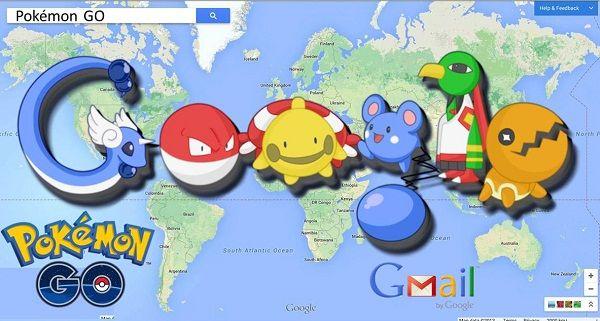 Iniciar sesión en Pokémon GO con Google