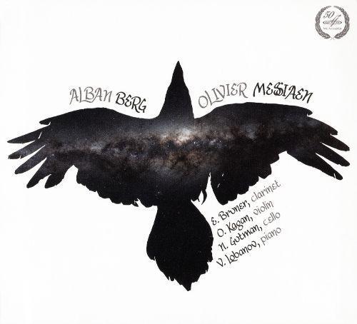 Alban Berg, Olivier Messiaen [CD]