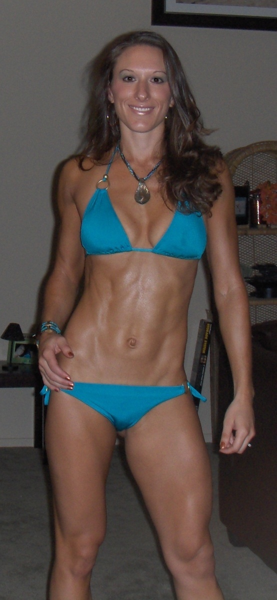 Give yourself a bikini belly for Christmas!