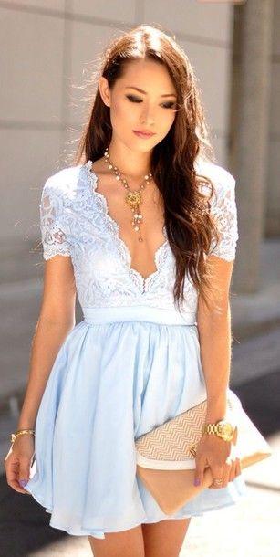 Aleena Eyelash Lace Plunge Neck Puffball Mini Dress In Baby Blue → http://picture-cdn.wheretoget.it/pw6l4b-l-610x610-dress-scalloped-short+dresses-cocktail+dresses-blue+dress-lace+dress-flowy+dress-got-pretty-baby+blue-spring+dress-style-heels-wedding+guest+prom+dress.jpg Buy Here → http://www.missguided.co.uk/aleena-lace-plunge-neck-puffball-mini-dress-103239?utm_source=affiliate&utm_medium=affiliatewindow&utm_campaign=UK&awc=2872_1420753945_9fdd878f0429be79881275687f7d82c4