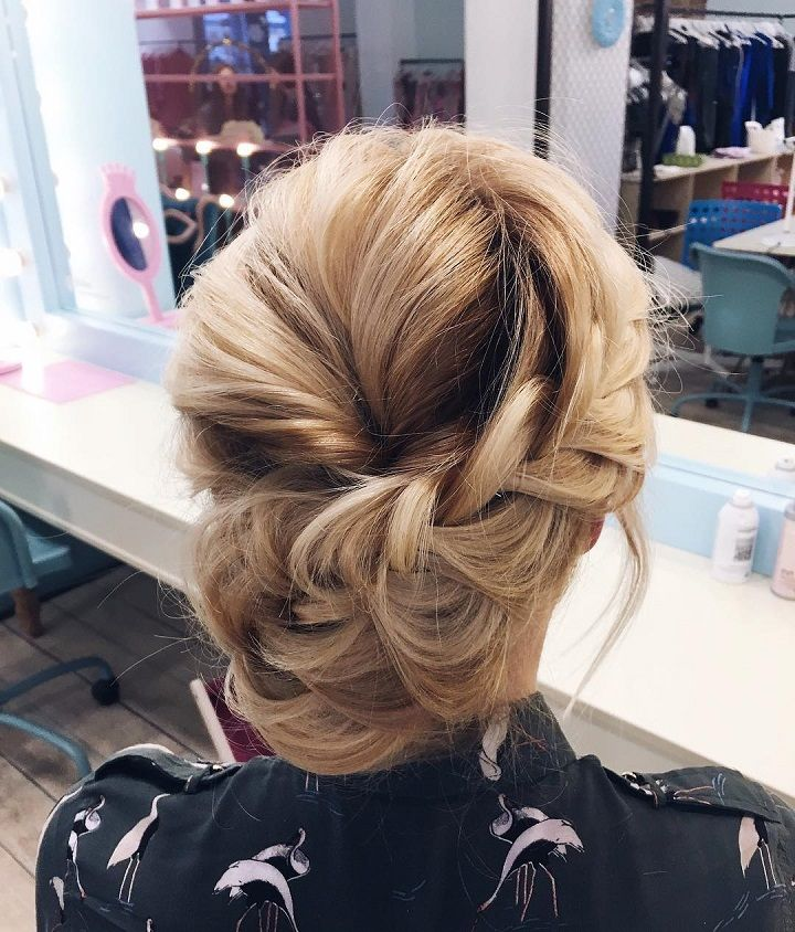 Beautiful Braid Wedding Hairstyle You Must See