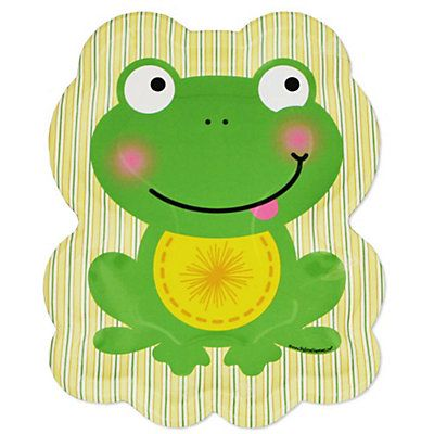 best frog baby shower images on   frog baby showers, Baby shower invitation