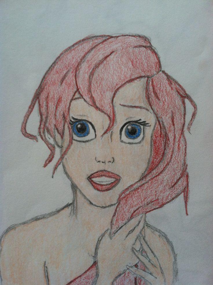 20 best ariel:) images on Pinterest | The little mermaid ...