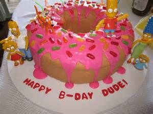 Simpsons Birthday Party Ideas - Yahoo Image Search Results