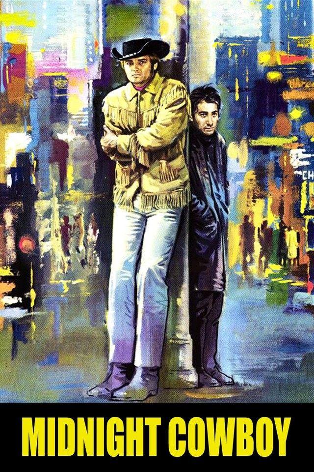 Un Uomo da marciapiede (Titolo originale Midnight Cowboy) - (1969) di John Schlesinger