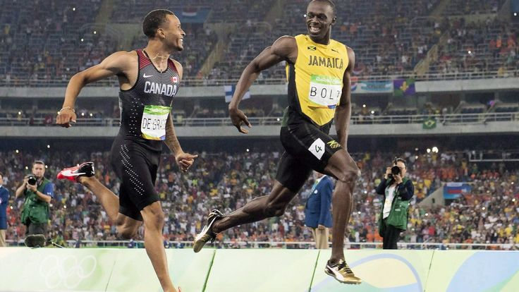 "Andrew Dampf   Andre De Grasse isn't interested in taking over from Usain Bolt as the world's best sprinter when the eight-time Olympic champion retires later this year. He's ready now. ""I'm trying to win this year. I feel like I have a great chance and... - #Bolt, #CBC, #Confident, #De, #Eyes, #Grasse, #Set, #Sports, #Squarely, #World_News"