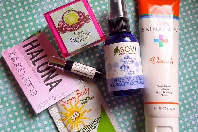 Vegan Cuts | May 2014 Beauty Box