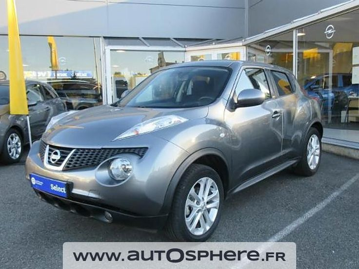 Voiture occasion NISSAN Juke 1.5 dCi 110ch FAP Acenta