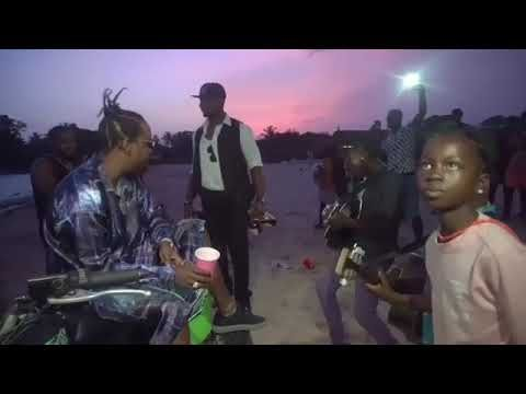 These Amazing Kids Singing The Legendary BOB MARLEY Song In Nigeria