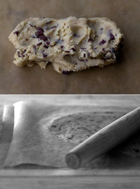 Olive Biscuit Cookies from Heidi Swanson's 101 Cookbooks. These are ...