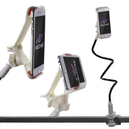 Original Urcover® Universal Tisch Halterung Smartphone Handy Telefon Halter Tisch Handyhalterung für viele Modelle [DEUTSCHER FACHHANDEL] in Schwarz: Amazon.de: Elektronik 18,90€