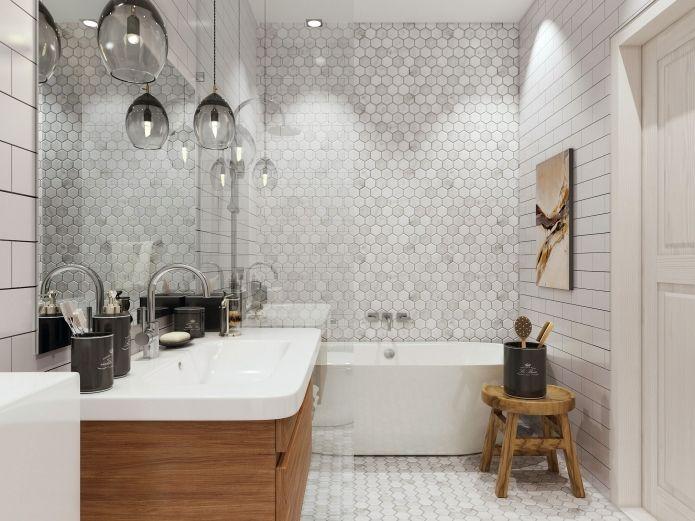 Скандинавский стиль можно успешно реализовать в малогабаритной квартире. Продуманное сочетание простоты и минимализма позволяет придать интерьеру легкость, а эксклюзивные элементы и оригинальный декор – неповторимый вид. Особенно привлекательны проекты с природными мотивами, к которым относится интерьер малогабаритной квартиры в скандинавском стиле. Поскольку цветовая палитра, характерная для выбранного стиля, не очень широкая, то для оживления интерьера использовали яркие акценты…