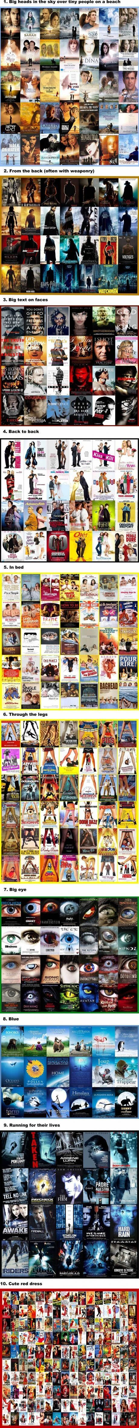 Hollywood has lost their imaginationFilm, Movie Posters, Funny Things, Funny Movie, Picture-Black Posters, Funny Pictures, Unique Movie, Funny Stuff, Posters Cliche