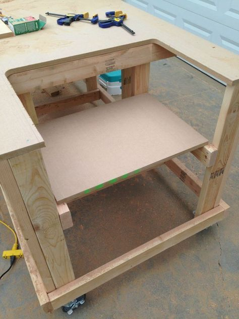 22 best Table Saw Station images on Pinterest Tools, Workshop and