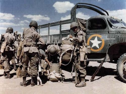 d-day german units