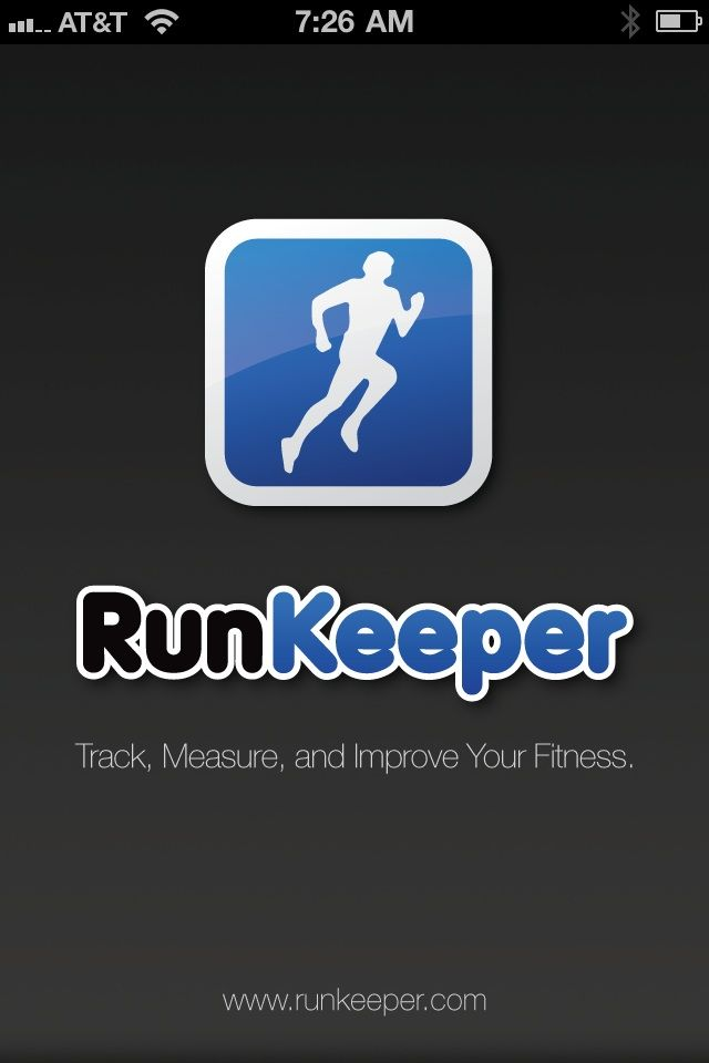 The RunKeeper App has completely changed the way I run.  It's so freeing!  I love it!