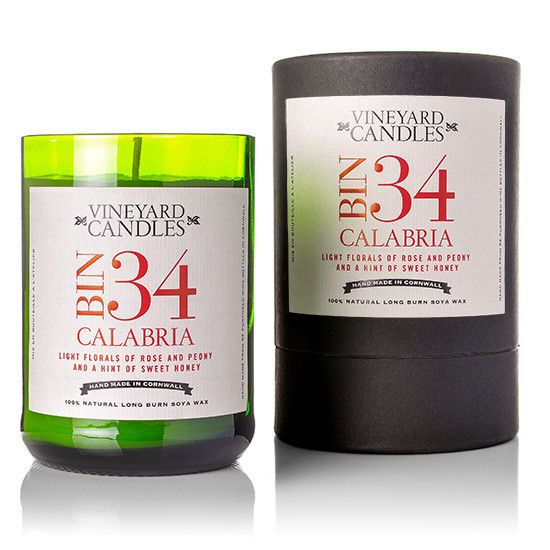 Vineyard Calabria Candle