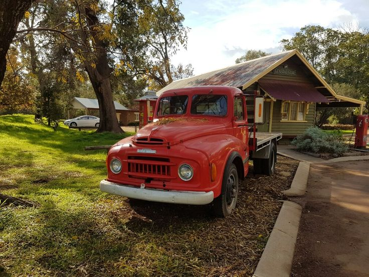 Austin, Fairbridge Farm Western Australia