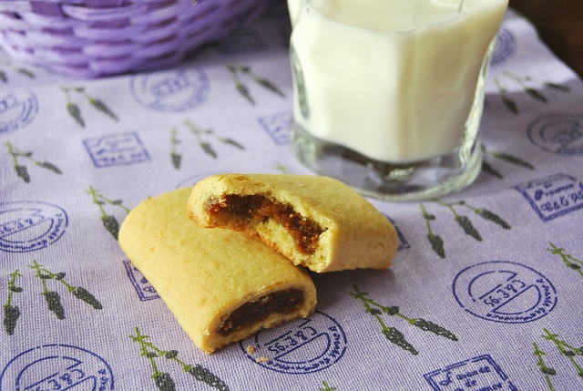 Grown-up Fig Cookies Recipe — Dishmaps