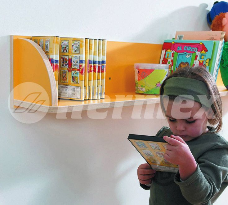 9 best images about bibliotecas infantiles on pinterest for Muebles para bibliotecas escolares