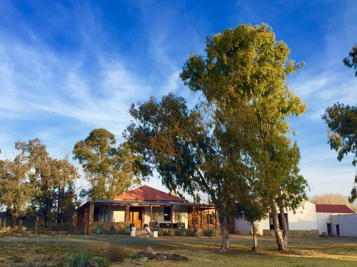 Intimate stone cottage offering a romantic Karoo escape  On the same werf as Poplars, Karoo Cottage is an old stone cottage which has been renovated into a charming and quaint dwelling.