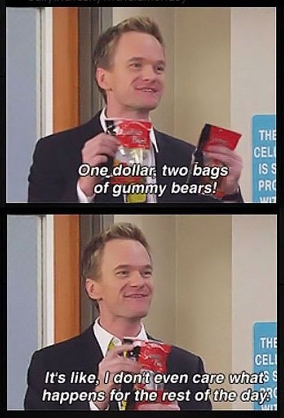 Love BarneyGummy Bears, Gummybears, Vending Machine, Mothers, Laugh, Funny Pictures, Himym, Neil Patricks Harry, True Stories
