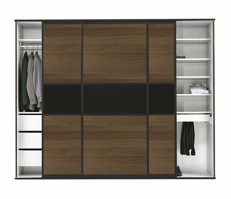 17 mejores ideas sobre closets de madera modernos en for Closet para cuartos matrimoniales