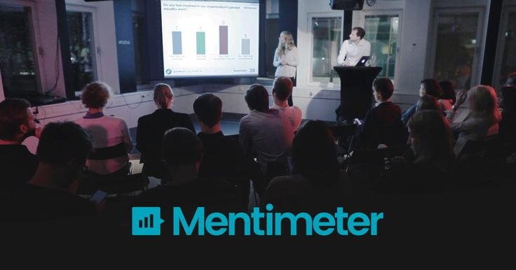 Make your presentations interactive with Mentimeter audience response system. Benefit of more engaged participants by visualizing their input in real-time.