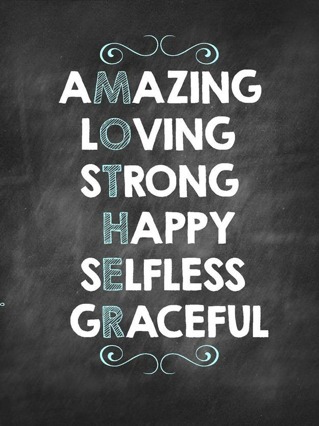 Sentimental Mother's Day Quotes | Gift Ideas for Mom