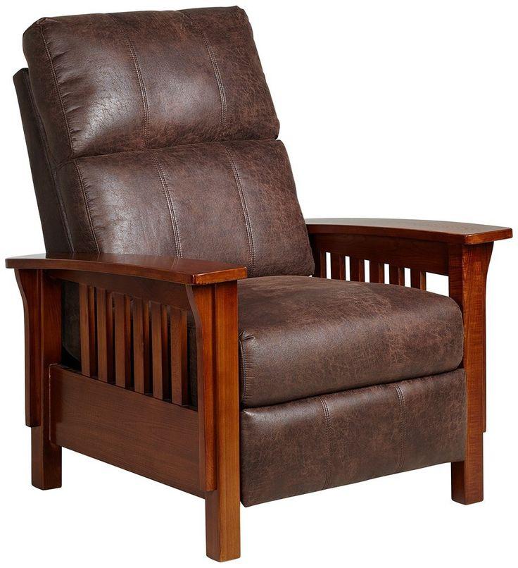 Amazon Com Palance Sable Bonded Leather 3 Way Recliner Chair Mission Recliner Recliner Chair Recliner Furniture