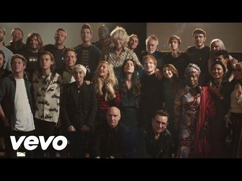 Band Aid 30 - Do They Know It's Christmas? (2014) - YouTube