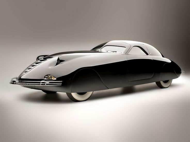 The Phantom Corsair is a  six-passenger coupé prototype automobile built in 1938.    only one built