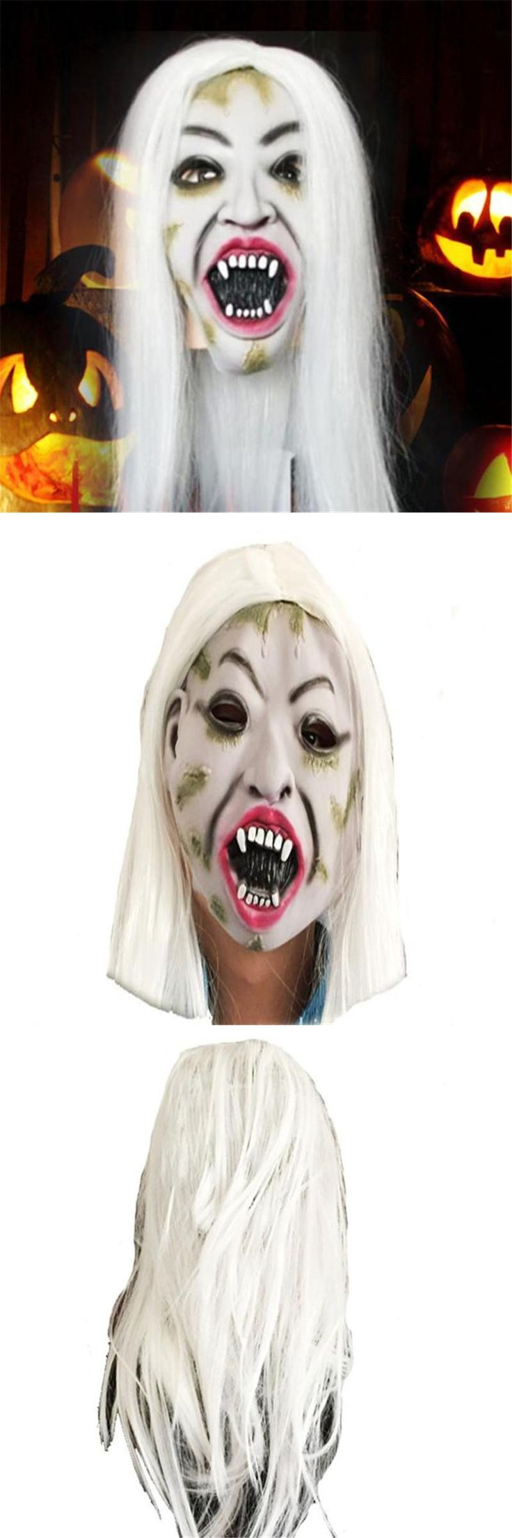 Best 25+ Realistic halloween masks ideas on Pinterest | Mask ...