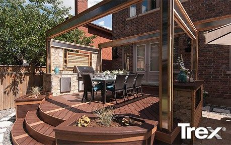 Now's the time to get your deck ready for the warm months ahead! Busy Beaver Construction is your Calgary Decking and Fencing Specialist! Visit: