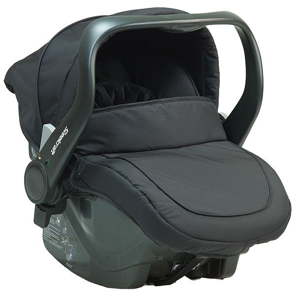 Steelcraft Baby Infant Carrier - Shell. Travel System Infant Carriers are extremely convenient.
