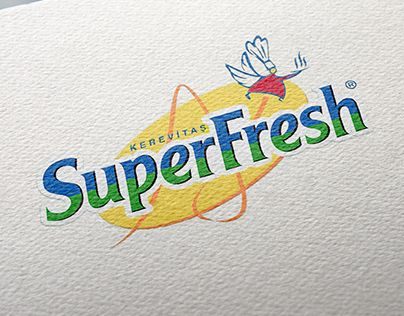 "Check out new work on my @Behance portfolio: ""Superfresh logo design"" http://on.be.net/1IyTbbI"