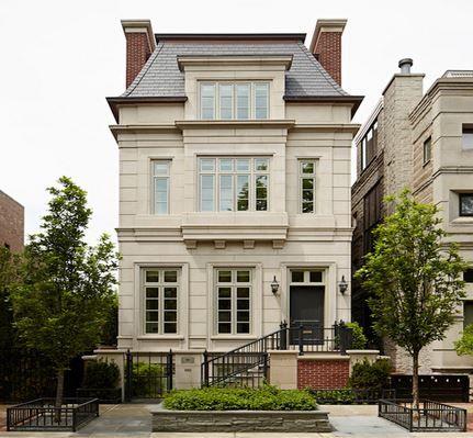 30 best inspiration for bregat images on pinterest for Townhouse exterior design