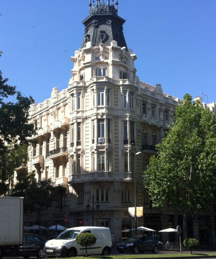 Casa Palazuelo, de Antonio Palacios Ramilo 1908