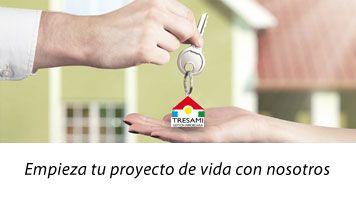 En Tresami agencia inmobiliaria, cientos de personas confían en nosotros para empezar su proyecto de vida. Ven y únete al grupo. #inmobiliaria #gijon #inmobiliariagijon #tresami #asturias